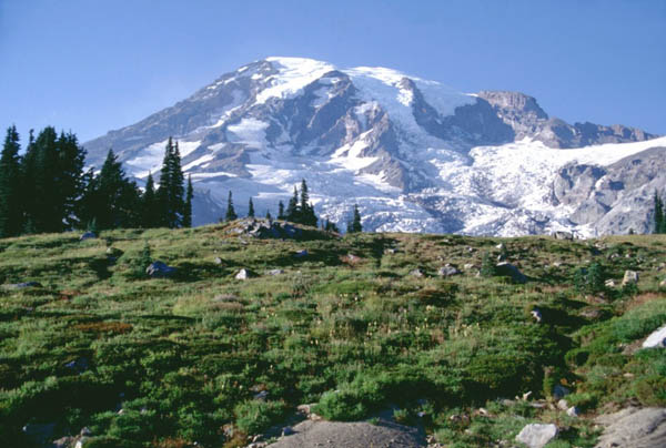 Mt. Rainier, Washington State